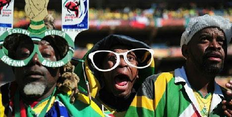 Bafana Bafana ünvanını kaybediyor!