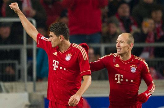 Bayern ara açtı!
