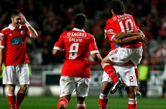 Benfica geriden geldi!