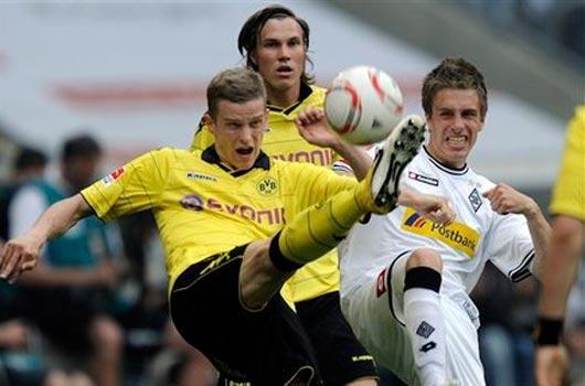 Dortmund şaşırttı