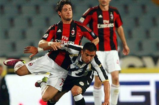 Udinese bileti kaptı