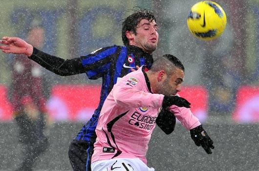 Inter'i Lecce durdurdu