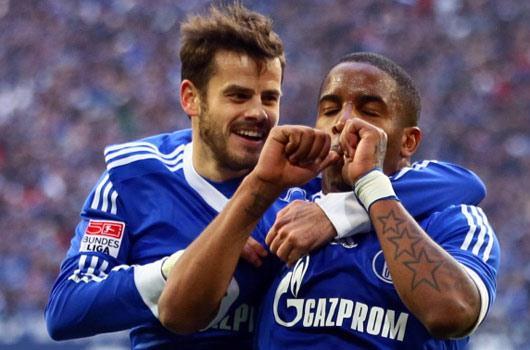 Schalke'den tek kurşun!