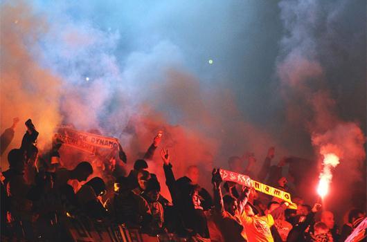 Bundesliga'da şiddet alarmı