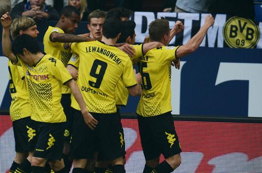 Derbi Dortmund'un
