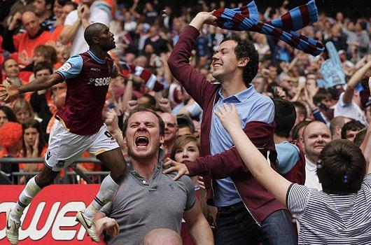 West Ham geri döndü