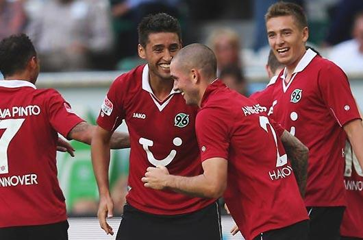 Wolfsburg dağıldı