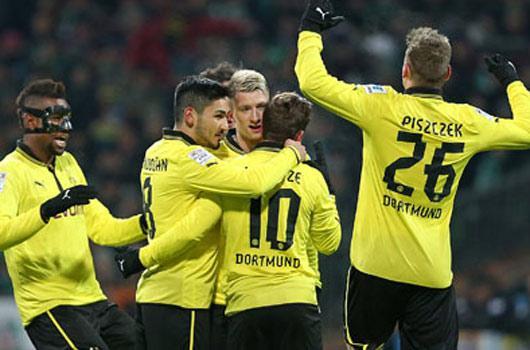 Dortmund müthiş başladı