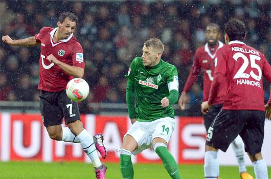Werder hayata döndü