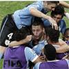 Uruguay Nijerya'ya acımadı