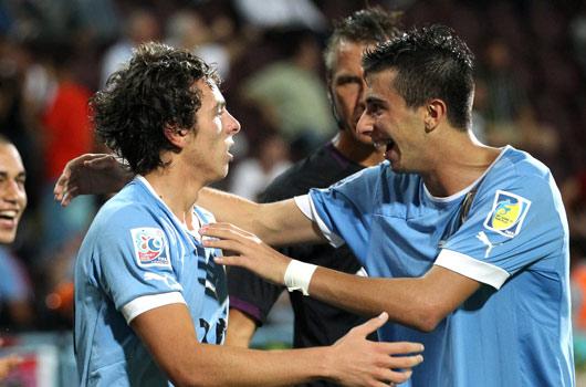 Fransa'nın rakibi Uruguay