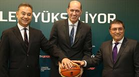 Basketbolda dev ortaklık!