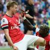 Arsenal rekorla finalde!