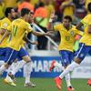 Brezilya sambayla başladı!