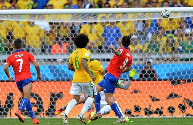 Brezilya'nın şansının döndüğü an