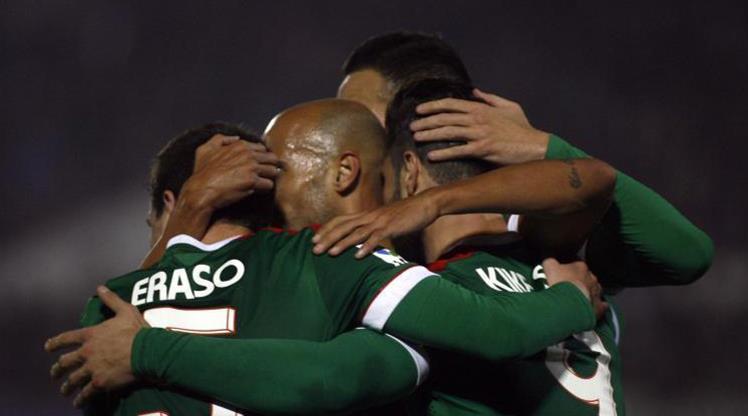 Athletic Bilbao işi ilk yarıda bitirdi