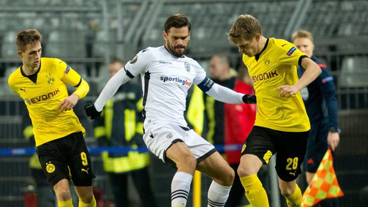 Dortmund intihar etti!