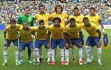 Brezilya kadrosu belli oldu