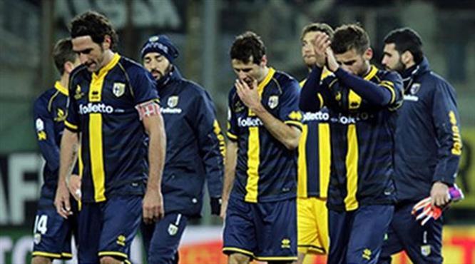 Kulüplerden Parma'ya yardım