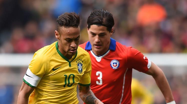 Brezilya zor da olsa kazandı