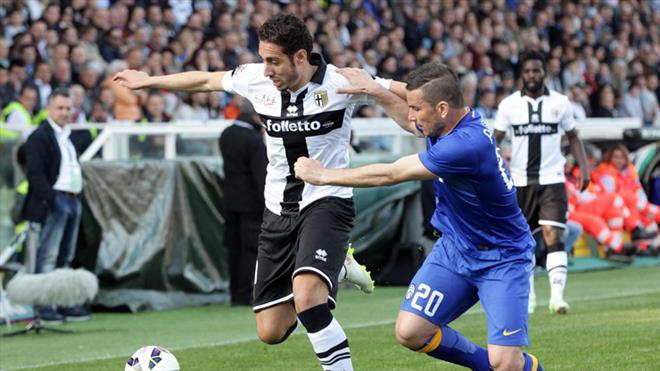 Şaka değil gerçek! Parma Juventus'u yendi!