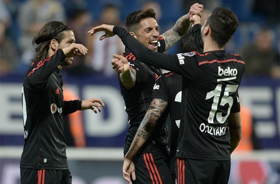 İşte Kasımpaşa - Beşiktaş maçının özeti!