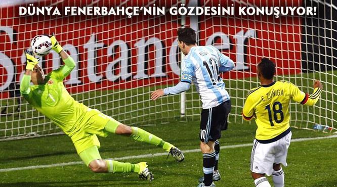Süper Ospina Kolombiya'ya yetmedi!