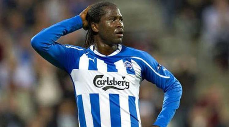 Kaf-Kaf'a Senegalli golcü