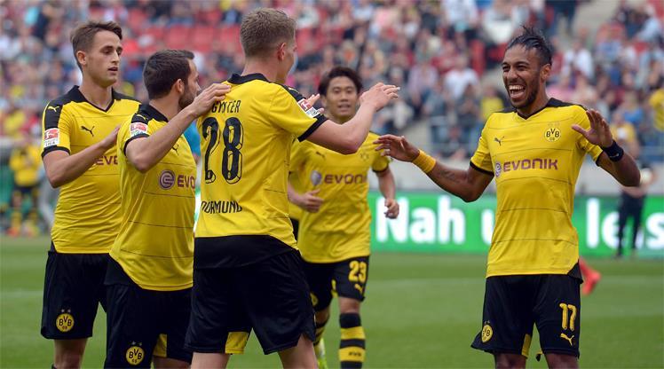 Dört dörtlük Dortmund
