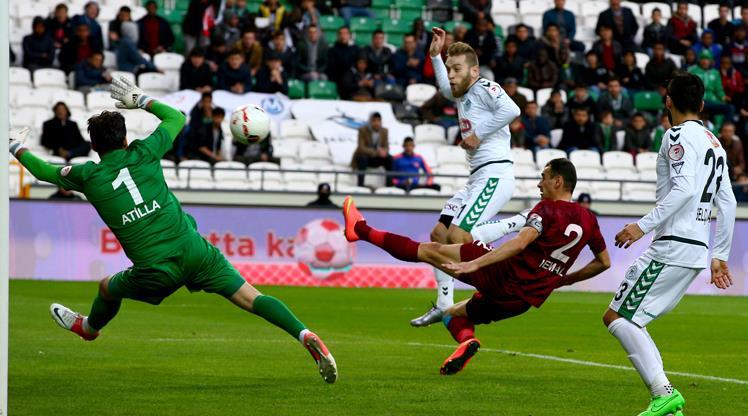 Torku Konyaspor sürprize izin vermedi