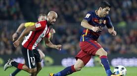 Barcelona: 3 - Athletic Bilbao: 1