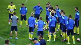 Ukrayna Türkiye maçına hazır
