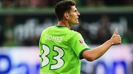 Gomez'in siftahı Wolfsburg'u kurtaramadı!
