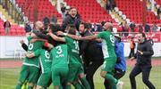 Darıca Gençlerbirliği penaltılarla turladı!