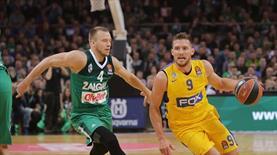 Maccabi Litvanya'yı salladı! (ÖZET)