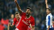 Benfica 90+2'de kurtuldu!