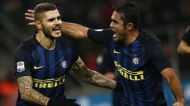Inter 84'ten sonra patladı: 3-0 (ÖZET)