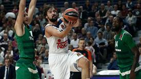 Haftanın MVP'si Sergio Llull