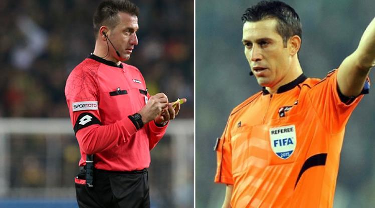 UEFA'dan hakemlerimize görev