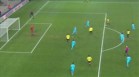 Sochaux'dan Barça golü!