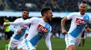 8 gollü dev kapışma Napoli'nin! (ÖZET)