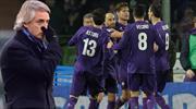 Fiorentina Mancini'yi 90'da yıktı (ÖZET)