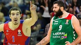 Haftanın MVP'si De Colo ve Bourousis