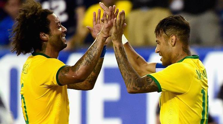 Neymar'sız Brezilya'nın kadrosu açıklandı!