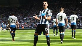 Newcastle'dan Arsenal'e sevgilerle!..