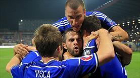Bosna kadrosunda Süper Lig'den 3 isim