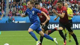 İşte Türkiye - Hırvatistan maçının özeti