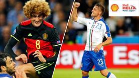 Sizce Belçika - İtalya maçında en yüksek performansı kim sergiledi?