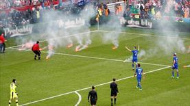 UEFA Hırvatlara cezayı kesti