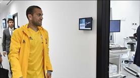 Dani Alves Juventus'ta!..
